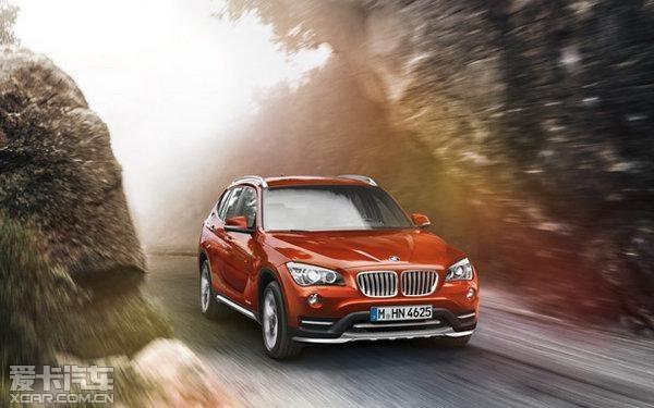 新BMW X1创豪华SUV新车质量的行业标杆