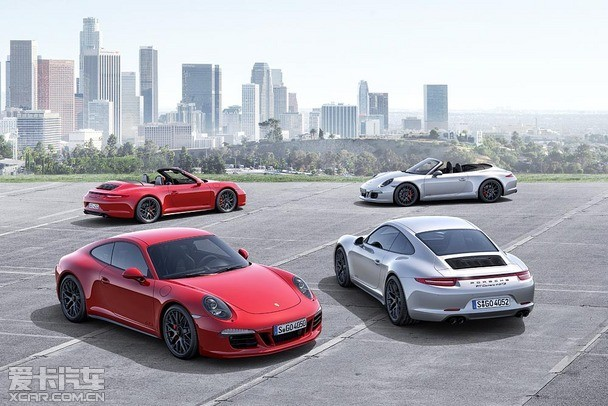 新款保时捷911Carrera GTS车型蓄势待发