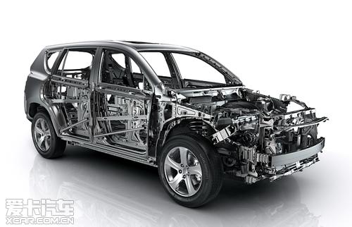 电商同步首发 大7座SUV吉利豪情已上市
