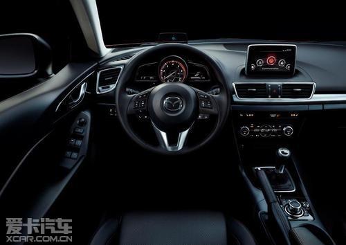 Mazda3昂克赛拉三大绝技 根治