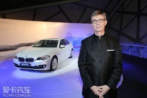 BMW 5系倾情支持的