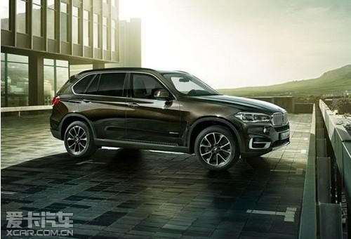 大连燕宝BMW X5王者座驾 巅峰从容驭享