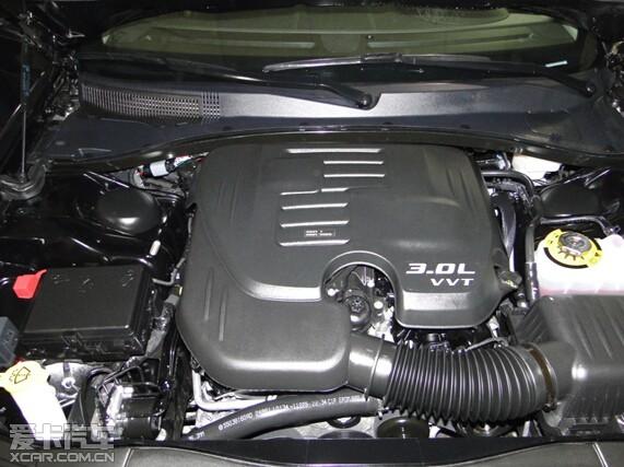 进口克莱斯勒300C为美系豪车正名!