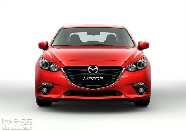 Mazda3昂克赛拉 三大绝技根治