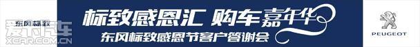 东风标致感恩节客户答谢会 购车嘉年华