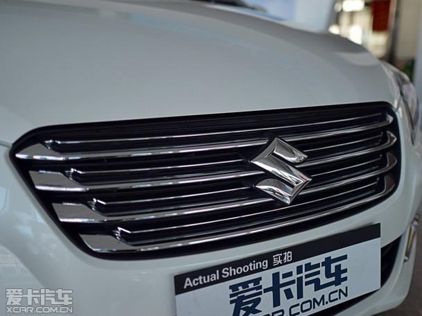 长安铃木全新紧凑型轿车启悦 现已到店