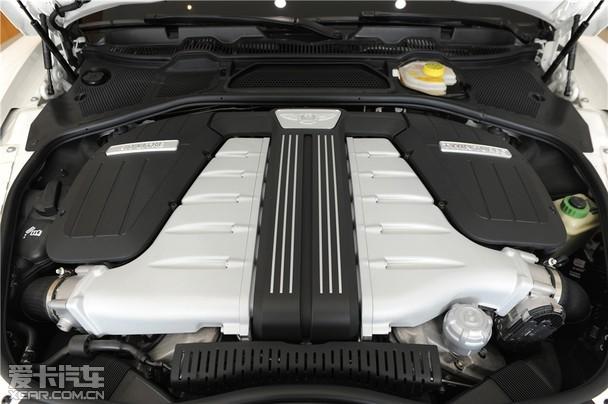 宾利新飞驰 W12