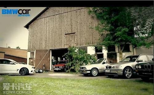 BMW 3系让他实现了每个爱车男人的梦想