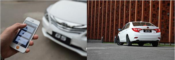 任性的汽车比亚迪G5 因为G智所以任性