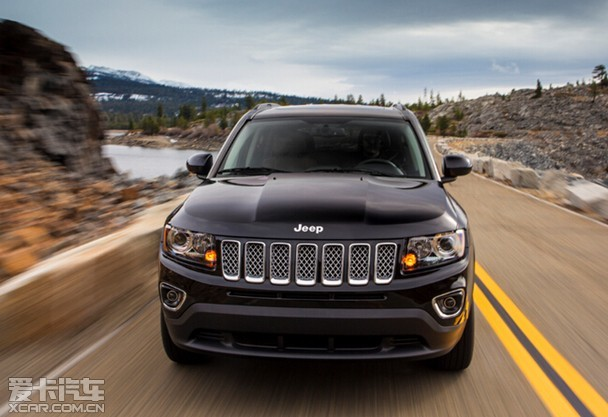 T5:Jeep指南者领衔20万级别SUV上演贺岁大片