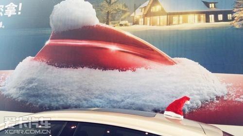 大连星之宝BMW圣诞礼物有限先到先得哦