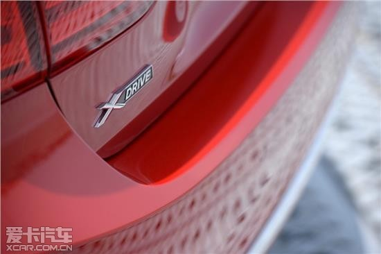 BMW为轿车配置xDrive智能全轮驱动系统