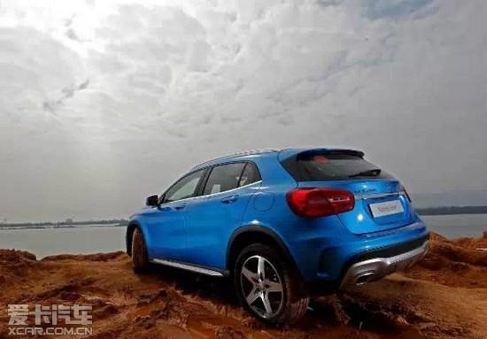全新奔驰GLA SUV获封全球年度最美车型