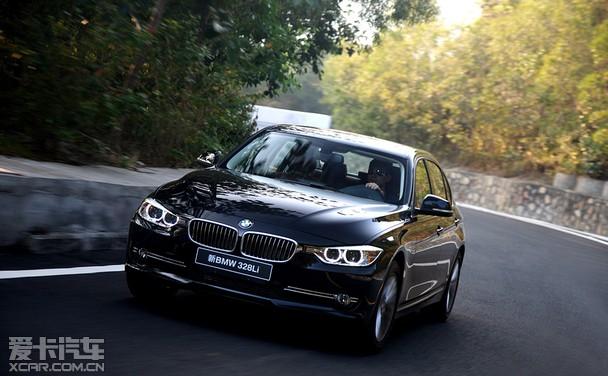 全新BMW 3系列提供丰富的互联驾驶功能