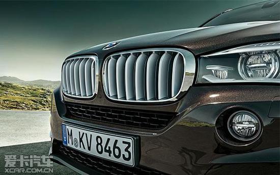 新BMW X5 始终保持同级别车型的开拓者