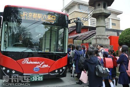 新年伊始 比亚迪K9已在日本