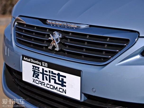 东风标致308S现已到店 预计四月份上市