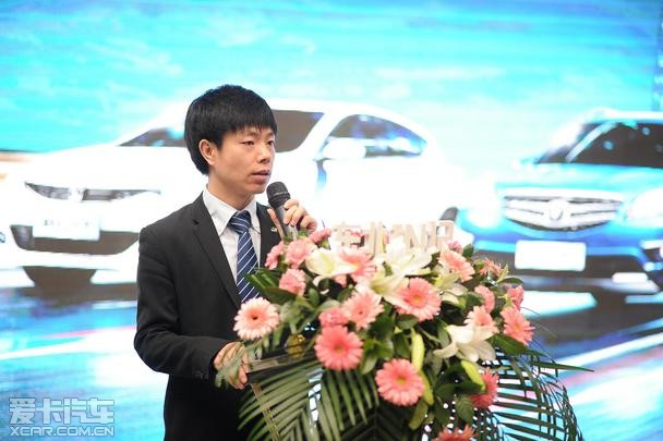 长安汽车2015三款型上市 媒体试驾活动