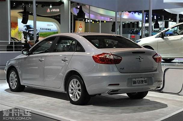 海马M6将于4月20日在上海车展正式上市