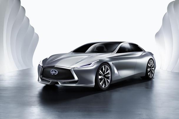 英菲尼迪携3款首发车型造豪华车展阵容