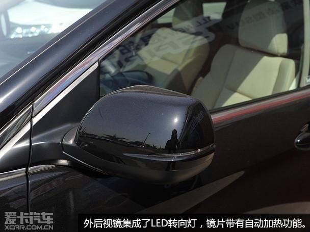 实拍2015款本田CR-V