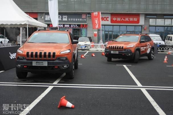 2015 Jeep全路况体验日第二季 大连站