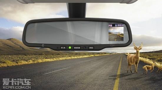 碰瓷克星 比亚迪S7升级版配行车记录仪