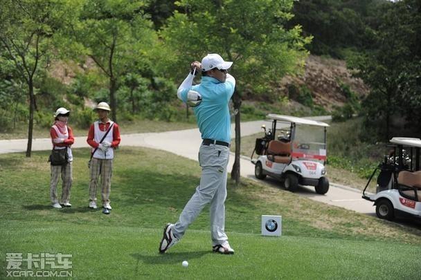 BMW国际高尔夫球赛大连星之宝站报名中