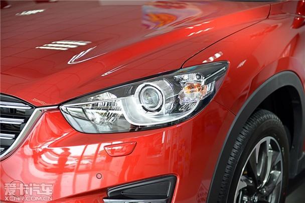 长安马自达新CX-5上市售16.98-24.58万