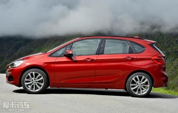 带着创新BMW2系去旅行 感受陪伴的美好
