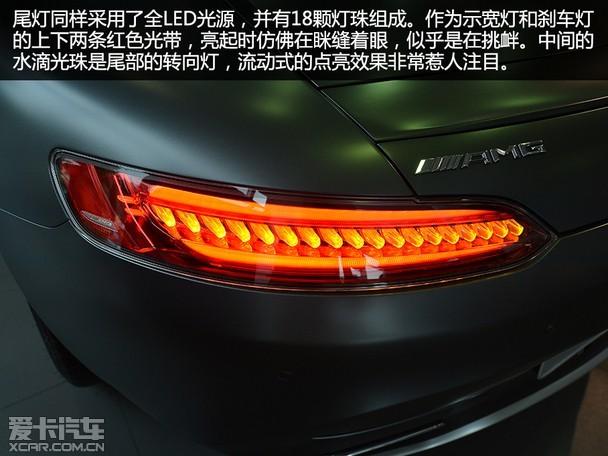 实拍梅赛德斯AMG GT S