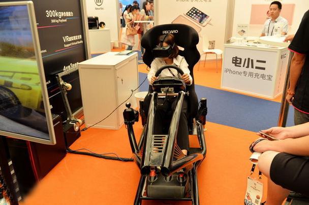 超逼真F1赛车体验 幻速高端赛车模拟器