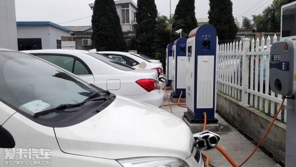 汽车充电盈利模式显端倪