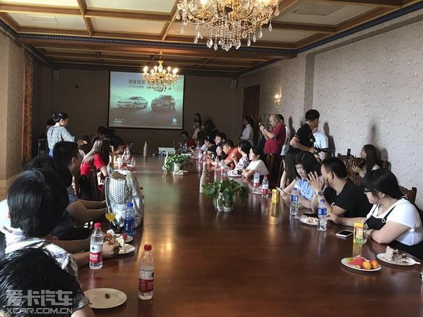 上汽大众辉昂/途昂北京区域品鉴会落幕