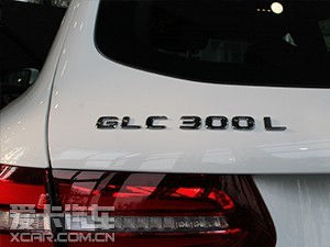 加长不止一点点 爱卡实拍长轴版奔驰GLC