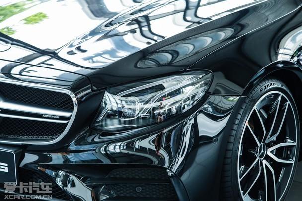 爱卡实拍奔驰AMG E53