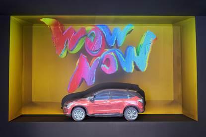 广汽Honda首款纯电SUV