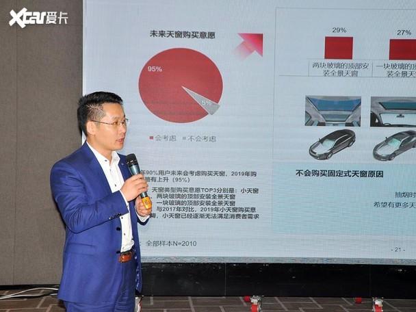 伟巴斯特中国区常务副总裁张丽华先生