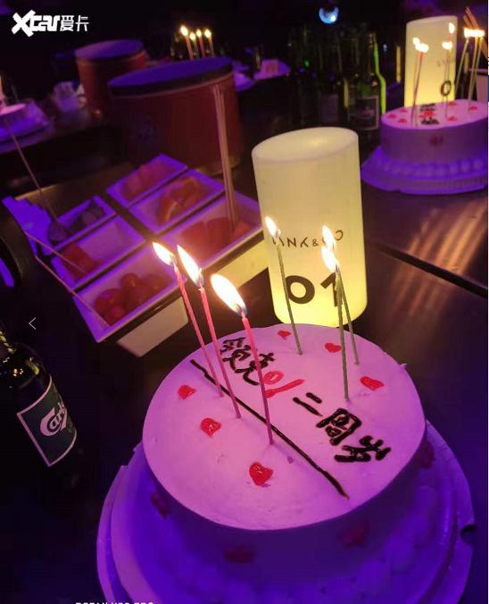 领克01上市2周年庆潮动西安