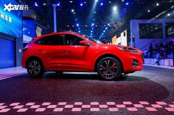 5种驾驶模式 全新福特锐际Escape比全新荣放还多两种