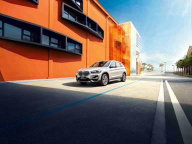 BMW新能源车型个性突出