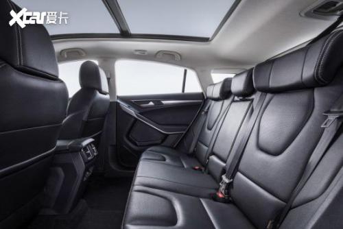 一辆车满足全家需求 福特领界酷潮科技版跃动上市