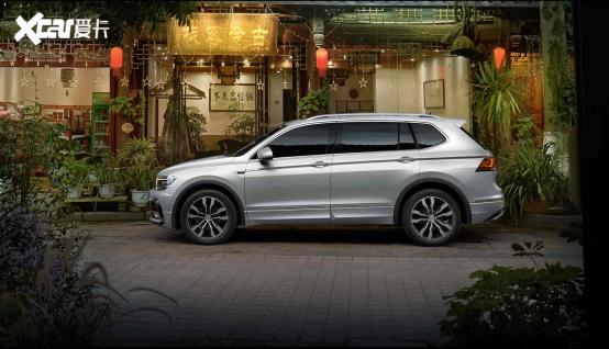 7座中型SUV市场未来只有两种车:一种途观L,一种其他