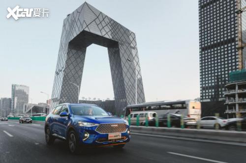 全球车哈弗F7岁末大卖 劲销原因知多少?