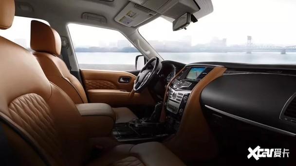 英菲尼迪QX80现车在售98.8万