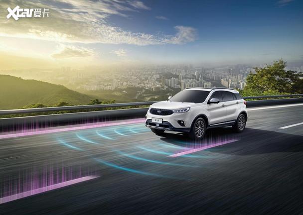 领衔家用车智能水平 福特领界未来潜力无限