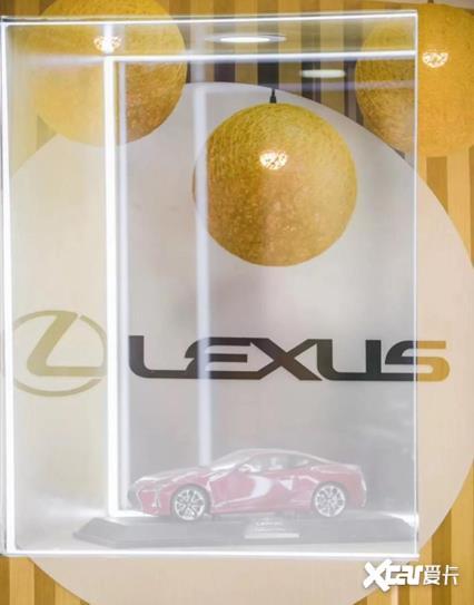 LEXUS 智•混动科技 市府恒隆体验活动