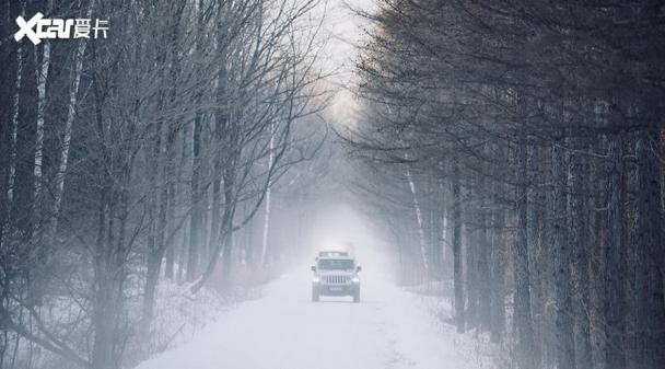 全新Jeep牧马人北境冰雪之旅