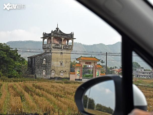 穿越百年去台山看碉楼和洋楼
