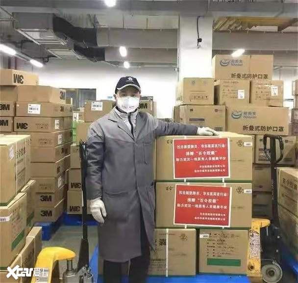 东风标致袁成卫:为抗疫一线车主送保养